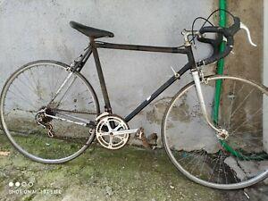 Bicicletta bici da corsa Vintag CAMBIO   Campagnolo misura 57