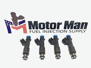 Motor Man - 12599504 OEM Delphi Flow Matched Fuel Injector Set GM Isuzu 2.9L L4
