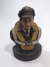 Vintage 1985 Michael Garman Sculpture Navy Captain Salor Man HTF Rare