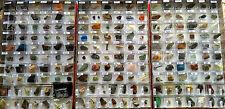 Lotto Stock Collezione 180 minerali - Cristalloterapia e Collezionismo