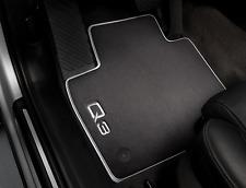 Original Audi Q3 Alfombrillas,Premium Materia Textil Mate / Q3 Alfombrillas
