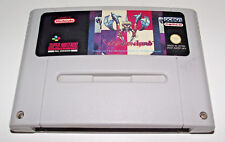 Weapon Lord Super Nintendo SNES PAL