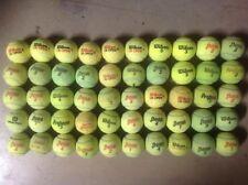 (101) Used Tennis Balls Assortment Wilson/Penn/Dunlop