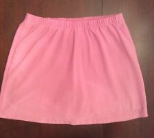 Nike S (4-6) Tennis Skirt With Matching Compression Shorts