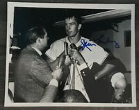 Jim Lonborg Boston Red Sox Autographed Signed 8x10 Photo