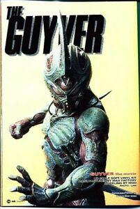 "12""BIO BOOSTER GUYVER 1 THE MOVIES VINYL MODEL KIT 1/6"