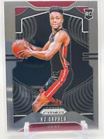2019-20 Panini Prizm Basketball KZ OKPALA Rookie RC #275 Miami Heat
