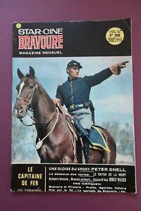 STAR CINE BRAVOURE N°100 FEVRIER 1965 BON ETAT