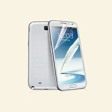 Clear Crystal LCD Screen Protector Guard Shield For Samsung Galaxy Note 2 II 4G