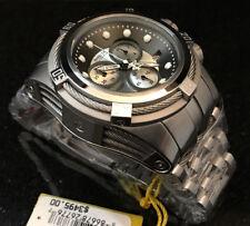 @New Invicta Reserve 52mm Bolt Zeus Quartz Chronograph 21807 Stainless Bracelet