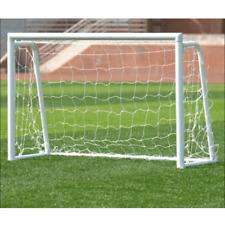 vidaXL Stahl Fußballtor Set Netz Fußball Tor Übungstor Trainingstor 182x61x122cm