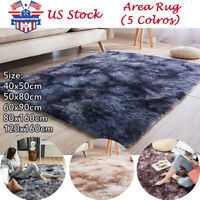 Soft Fluffy Large Area Rug Living Rooms Bedroom Carpet Floor Mat Home Decor