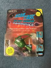 Star Trek The Next Generation: Klingon Bird Of Prey Mini Playset