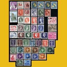 50 COLONIES ANGLAISES 1938/1968 (BRITISH COMMONWEALTH)