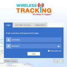 GPS Tracker Web Tracking Server Service TK102 TK102B TK103 TK104 TK106 Many More