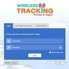 GPS TRACKER Web tracking servizio server TK102 TK102B TK103 TK104 TK106 molti più