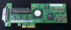 HP SCSI LSI20320IE LSI 439946-001 PCIE SCSI card