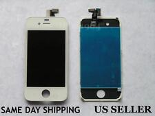 Replacement Assembly Digitizer LCD Screen iPhone 4 GSM AT&T White