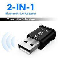 digitales Transmisor USB Adaptador Bluetooth 5.0 Receptor de audio de musica