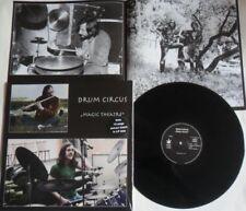 LP DRUM Circus MAGIC THEATRE (RE) Garden Of Delights LP 028 - STILL SEALED