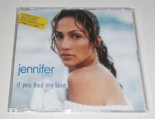 JENNIFER LOPEZ - IF YOU HAD MY LOVE - 1999 UK 3 TRACK CD SINGLE CD2