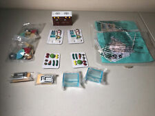 Calico Critters Animals Furniture & Accessories Lot