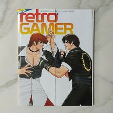 NEW Retro Gamer Magazine Issue 222 (Subscriber Cover) ft. The King of Fighters