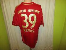 """FC Bayern München Adidas Triple Trikot 2012/13 """"-T---"""" + Nr.39 Kroos Gr.L TOP"""