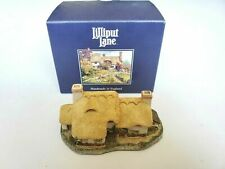 David Winter Cottages 1985 Yeoman's Farm House by David Winter Vintage w/ Ll Box
