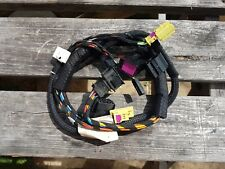 VW PASSAT FRONT SEAT WIRING LOOM HARNESS 3C0971366EP