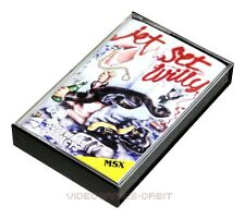 Jet Set Willy for MSX Computer like Sony Hit Bit