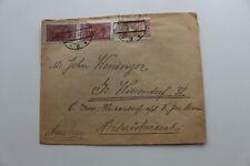 Brief,gel.1922 aus Wilno nach Wiesendorf,Niederösterreich