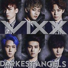USED Vixx - Darkest Angels [Japan CD] VUCJ-60001 CD
