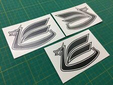 Toyota Celica TA22 RA23 RA28 Supra Dragon Crest Stickers Decals any colour