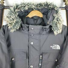 VTG THE NORTH FACE 550 GOTHAM Size XL Mens Hooded Goose Down Jacket Coat Fur