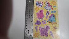 sandylion scrapbooking My Little Pony stickers