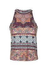 Topshop Jersey Tops & Shirts Hips for Women