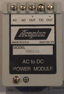 Acopian 5WB600 AC to DC Power Module