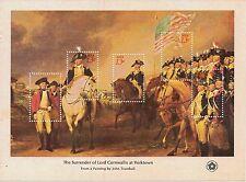 US 1686 @ (1976) 13c - MNH - Surrender of Lord Cornwallis - Sheet of 5