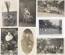 ORIGINAL 1919-1920 FAMILY PHOTO ALBUM EXCELLENT CONDITION - SHARPSBURG, PA