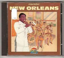 (GL732) Remember New Orleans, 20 tracks various artists - 1990 CD