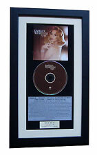 KIMBERLEY WALSH+ALOUD Stage CLASSIC CD Album TOP QUALITY FRAMED+FAST GLOBAL SHIP