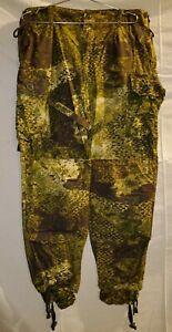 German Kohler Phantomleaf Wasp II Z3A Camouflage Tactical Pants Size 56
