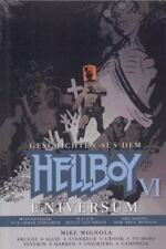 Historias procedentes del universo Hellboy Nº 6