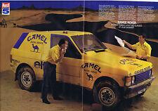 COUPURE DE PRESSE CLIPPING 1988 DAKAR  le plus grand Rallye du Monde 18 pages