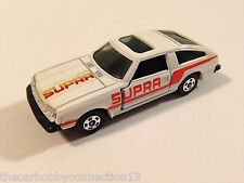 Tomica Tomy Toyota Celica LB 2000GT Supra Coupe White Diecast Model 1:63 Scale