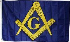 Masonic Freemasonry /& United Kingdom Double Friendship Table Flag Set