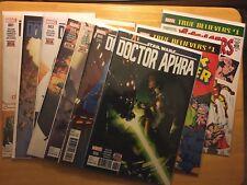 Last Jedi Special: Star Wars Dr. Aphra #1-6 Reg. Copies & Variant #5 with bonus!