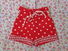 Baby girl shorts BNWOT size2 with oobi fabric