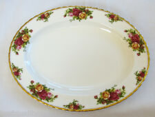 NEW ROYAL ALBERT OLD COUNTRY ROSES SMALL OVAL DISH,PLATTER,PLATTER